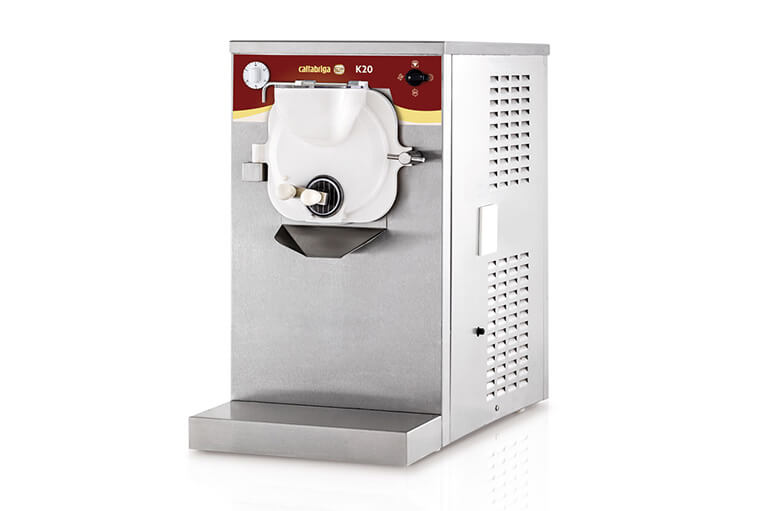 Counter Top Commercial Ice Cream Maker