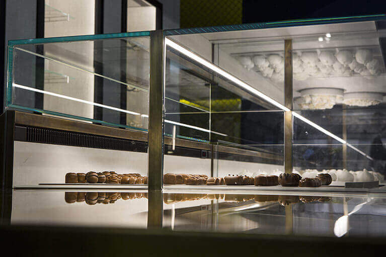 Chocolate Display Cases