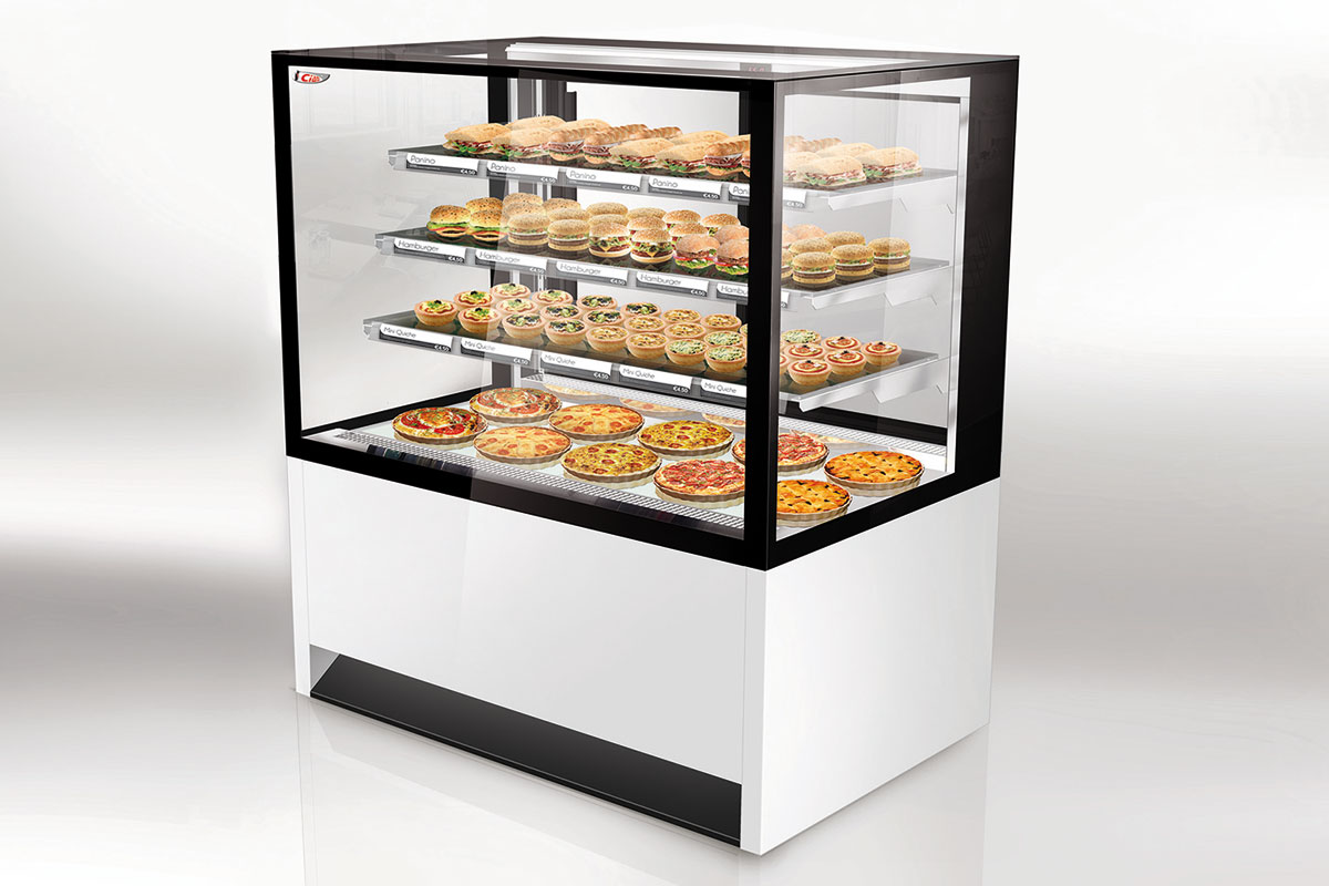 Tortuga - Bread Display Case