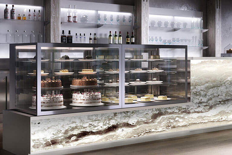 Food Service Display Cases Gelato Pastry Deli