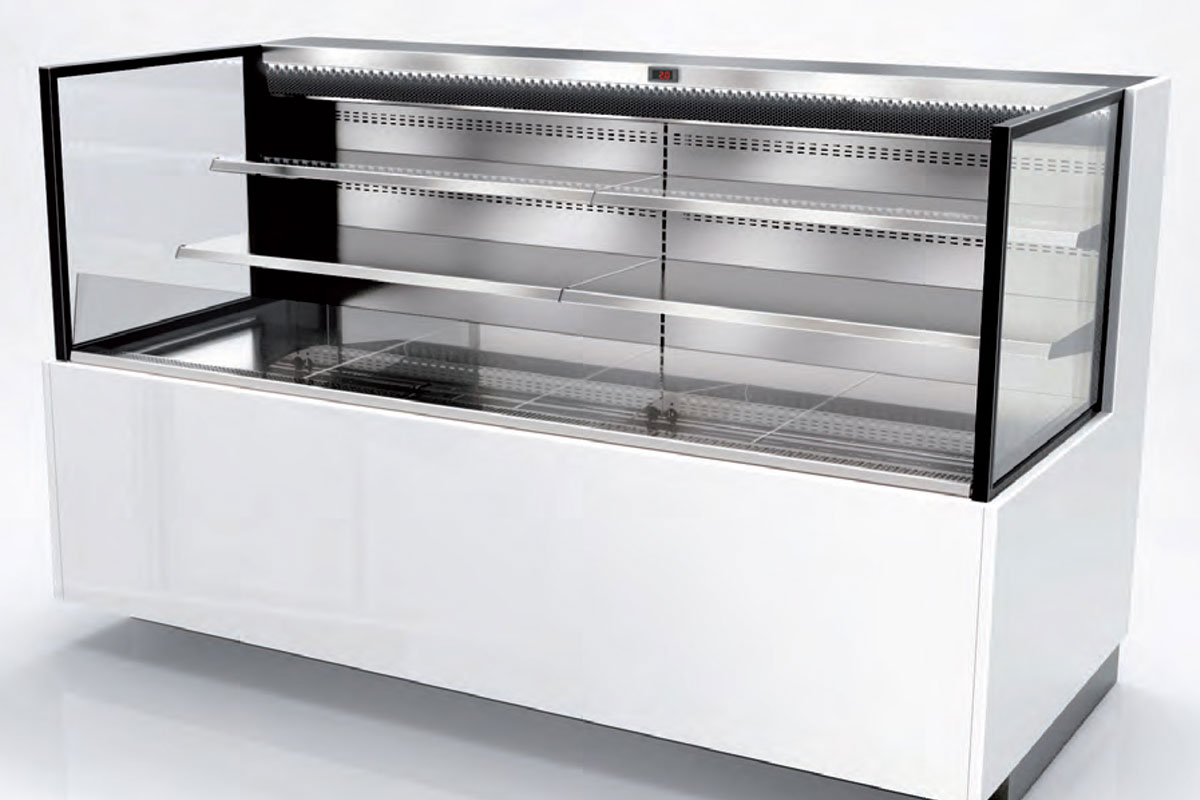 Ciam GrabNGo Pastry and Deli Display Case Advanced Gourmet