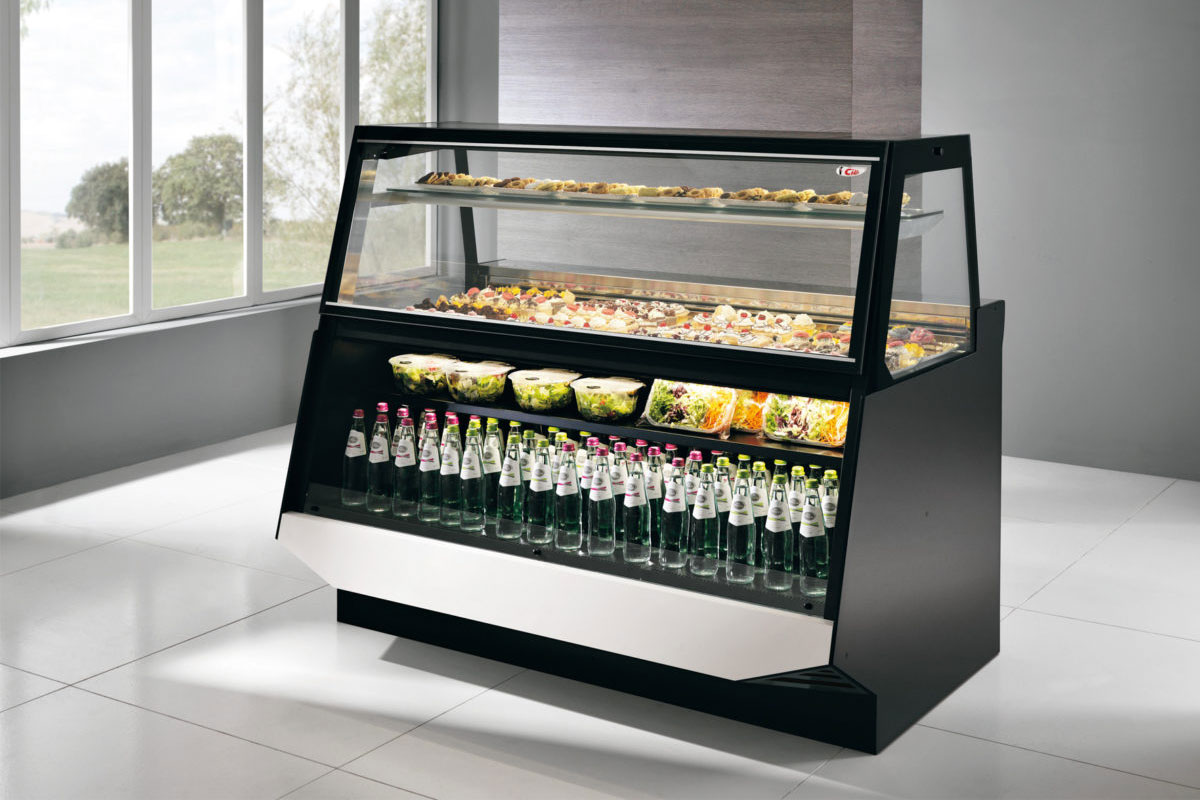 Grab-N-Go Display Cases