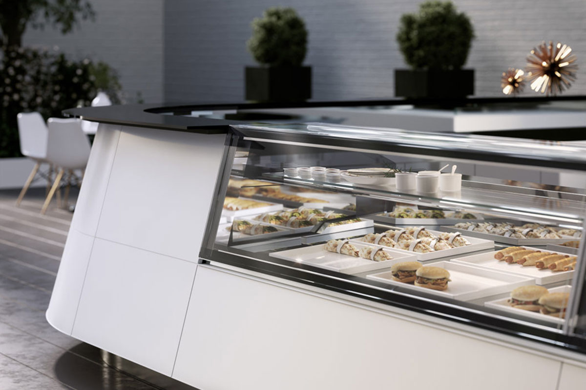 Pastry / Deli Display Case