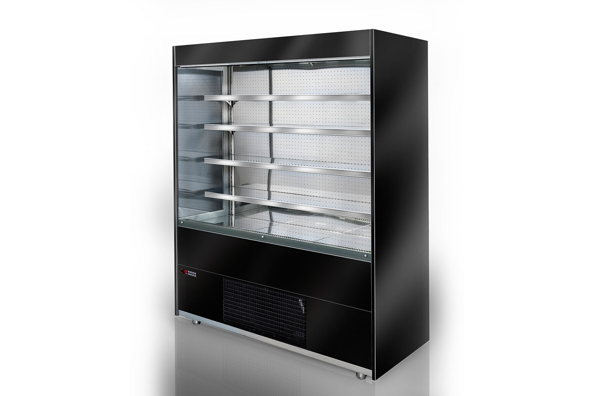 Ciam classic pastry deli grab n go display case advanced for Wall showcase models