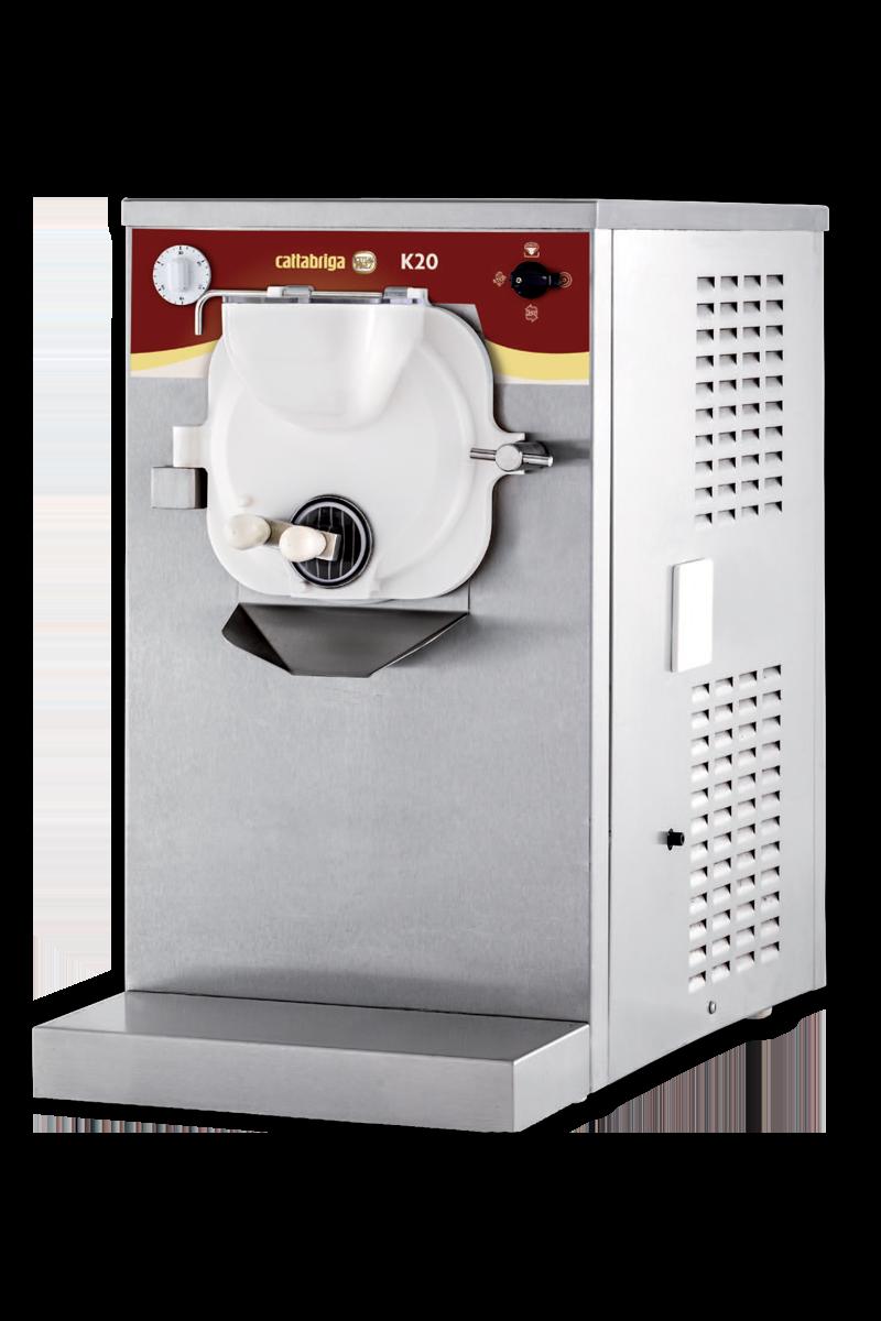 Cattabriga K20 Countertop Gelato And Ice Cream Machine