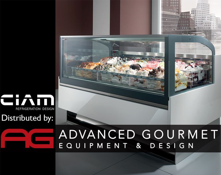 Food Service Display Cases and Custom Cabinets