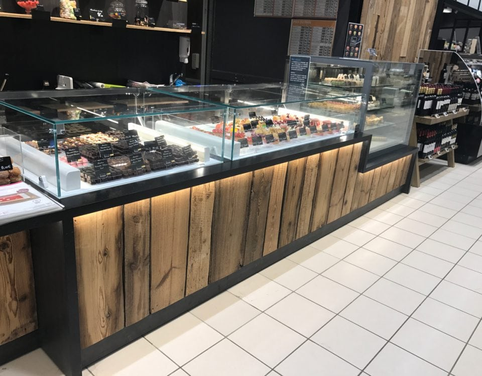 Bakery / Pastry Display Case