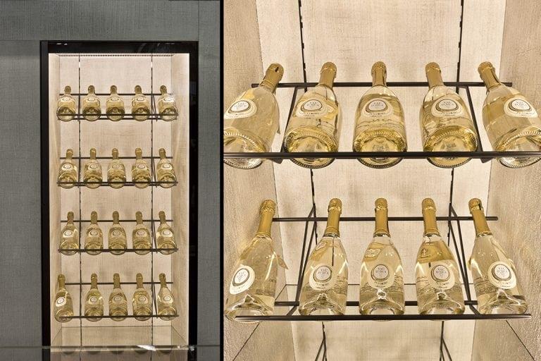 Ciam Muro Zero Wine Pastry And Deli Display Case Advanced