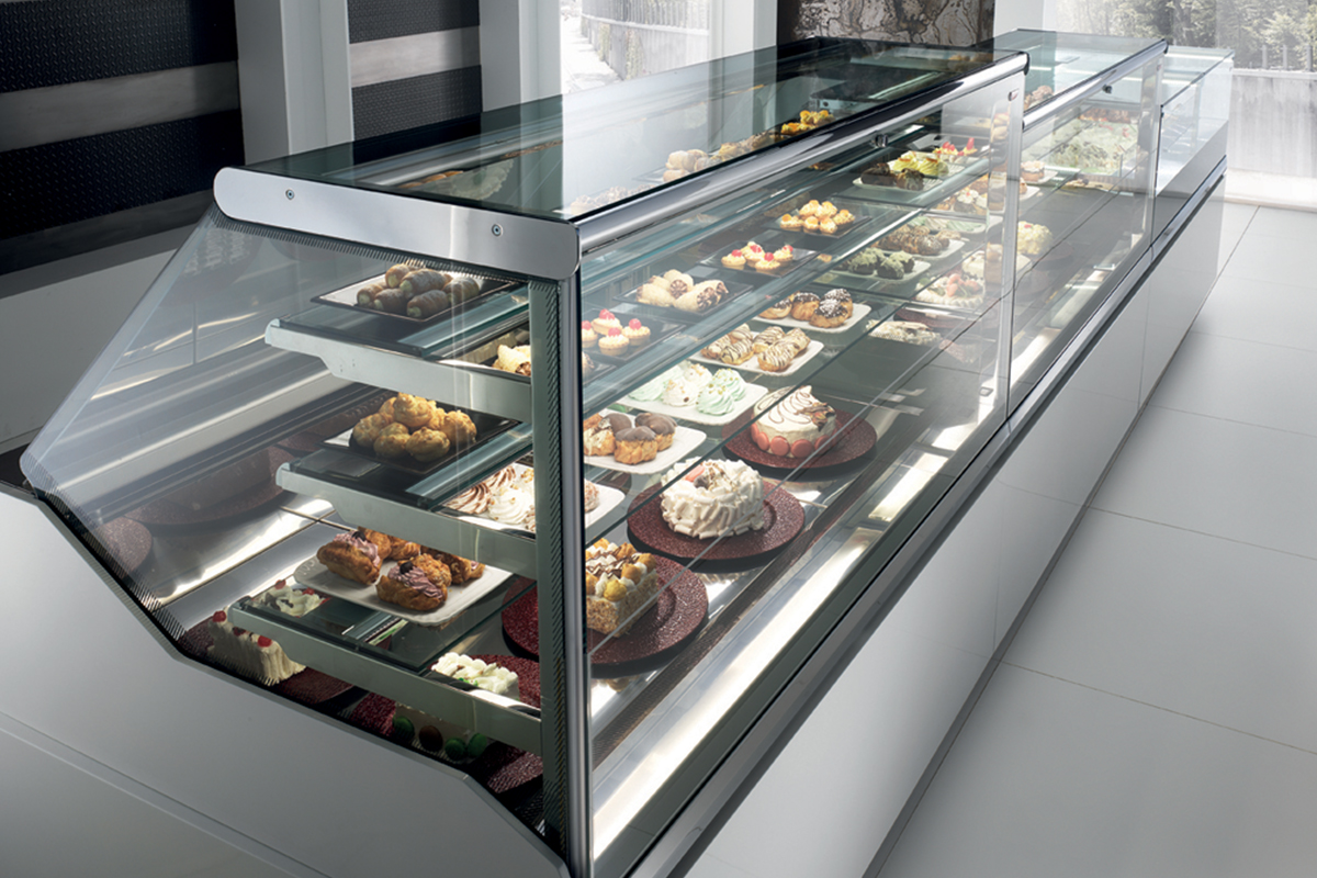 Vertigo - Bread Display Case