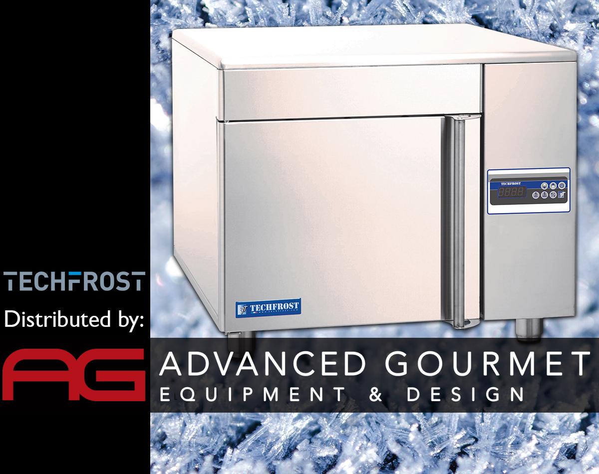 TechFrost Blast Freezers / Shock Freezers