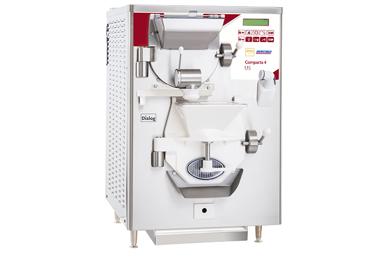 Compacta 4 - Ice Cream Production Machine
