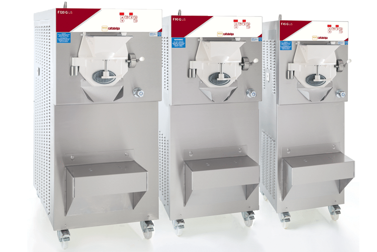 Horizontal Batch Freezer - Commercial Ice Cream Makers / Gelato Machines