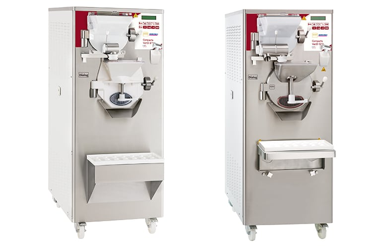 Commercial Gelato Batch Freezers