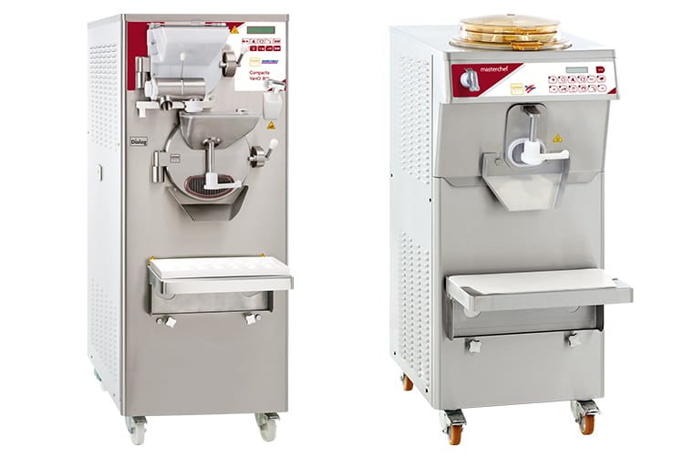 Multi-Function Gelato Batch Freezers / Commercial Ice Cream Makers
