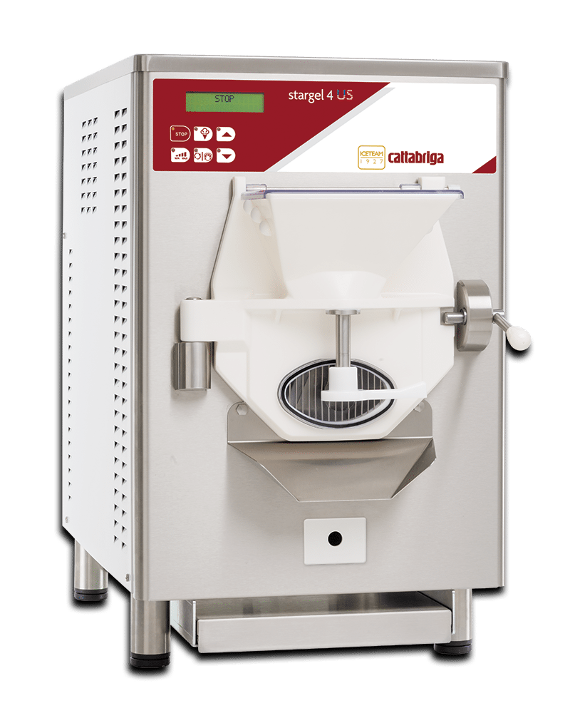 Stargel 4 Gelato Batch Freezer / Ice Cream Machine
