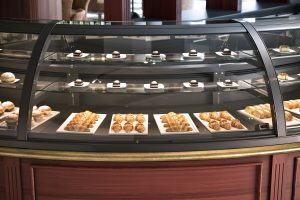 Bakery and Pastry - Refrigerated Ciam Display Case