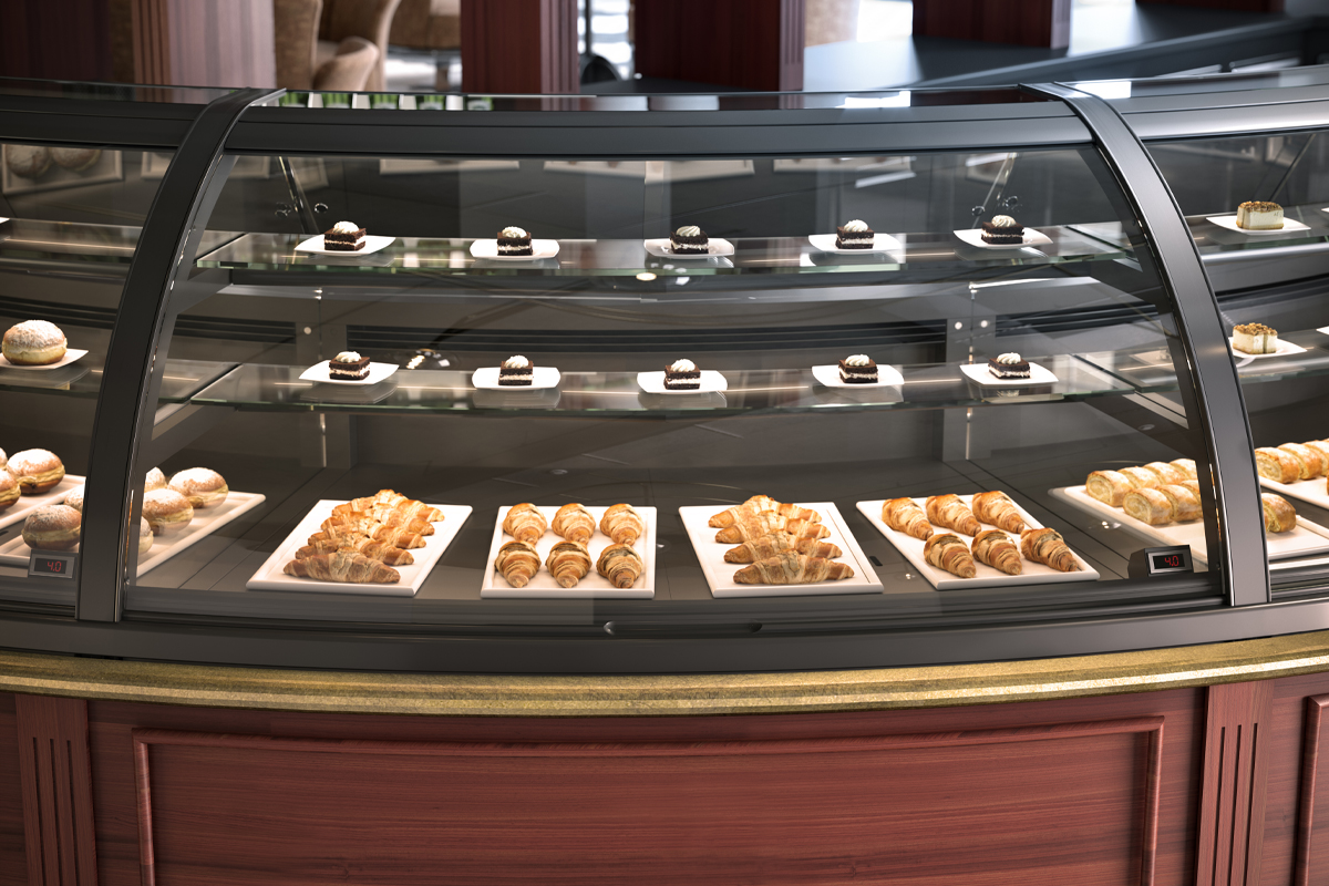 Pastry & Deli Display Cases