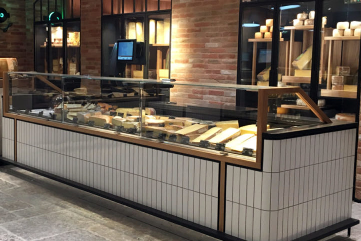Deli Meat and Cheese - Refrigerated Ciam Display Case