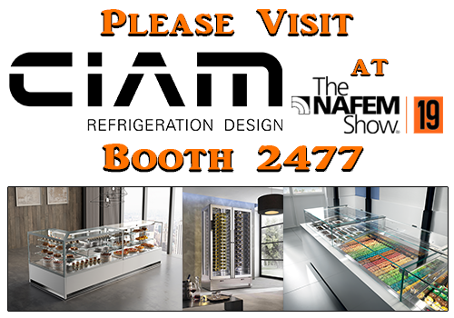 Ciam at NAFEM 2019 Show