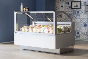 Ice Cream and Gelato - Ciam Display Case