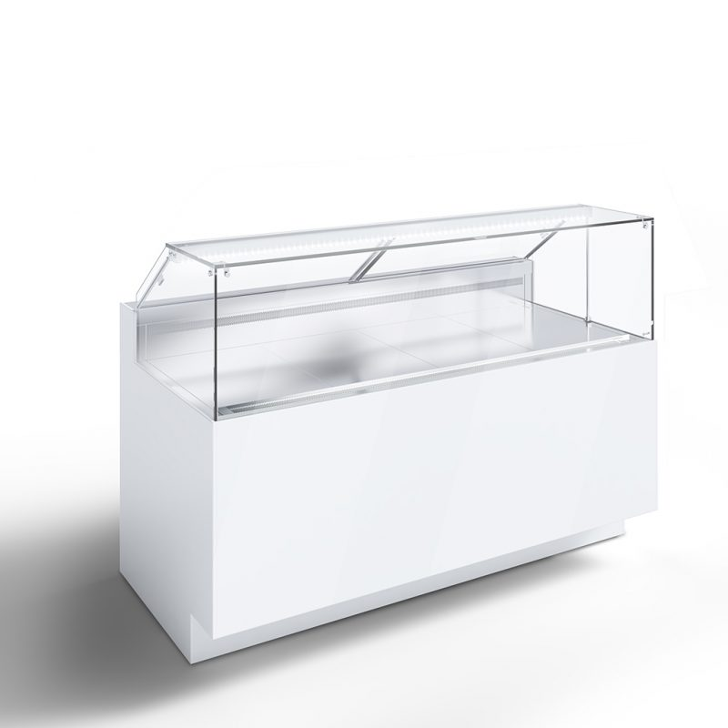 6040 - Bread Display Case