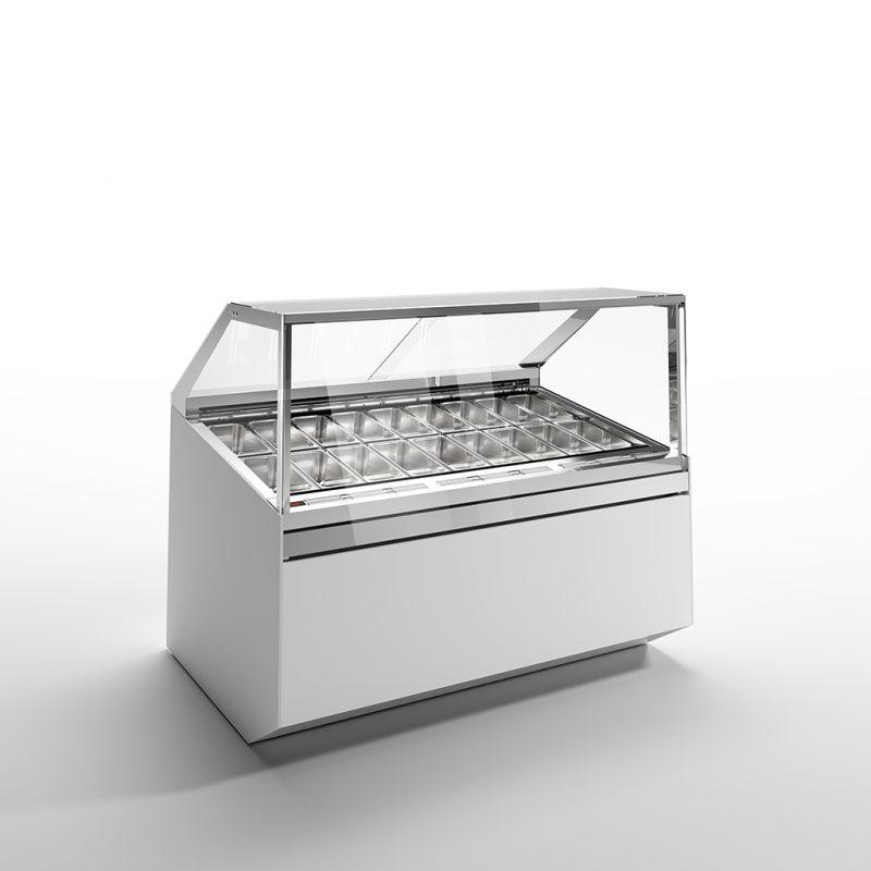 Vertigo - Ice Cream and Gelato Display Case