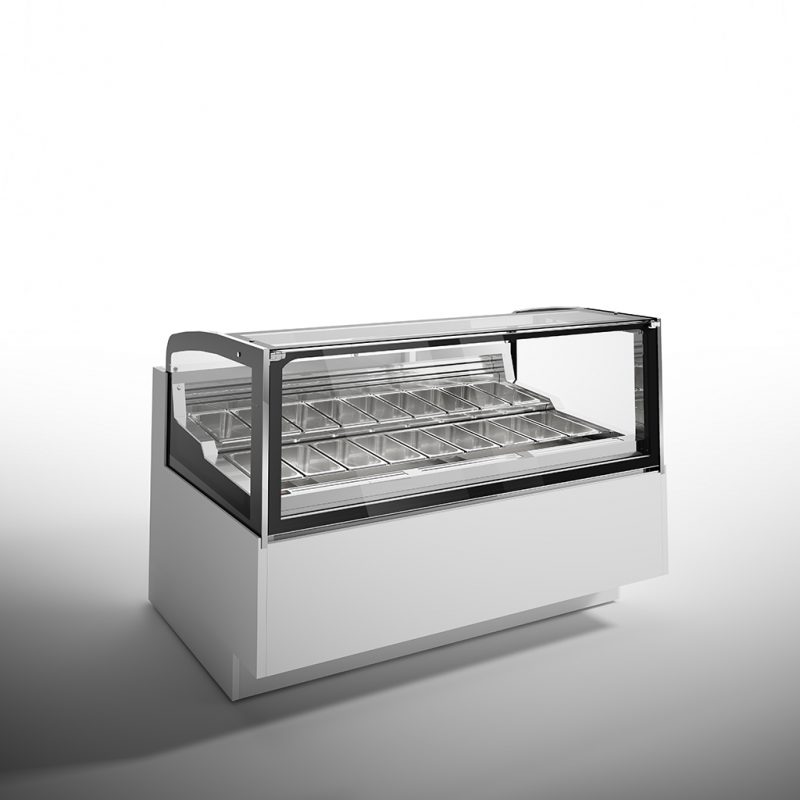 Ice Queen Dipping Cabinet
