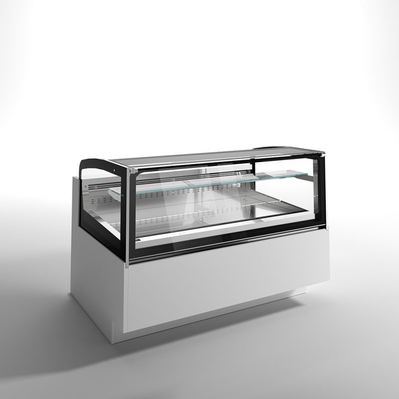 Ice Queen - Bread Display Case