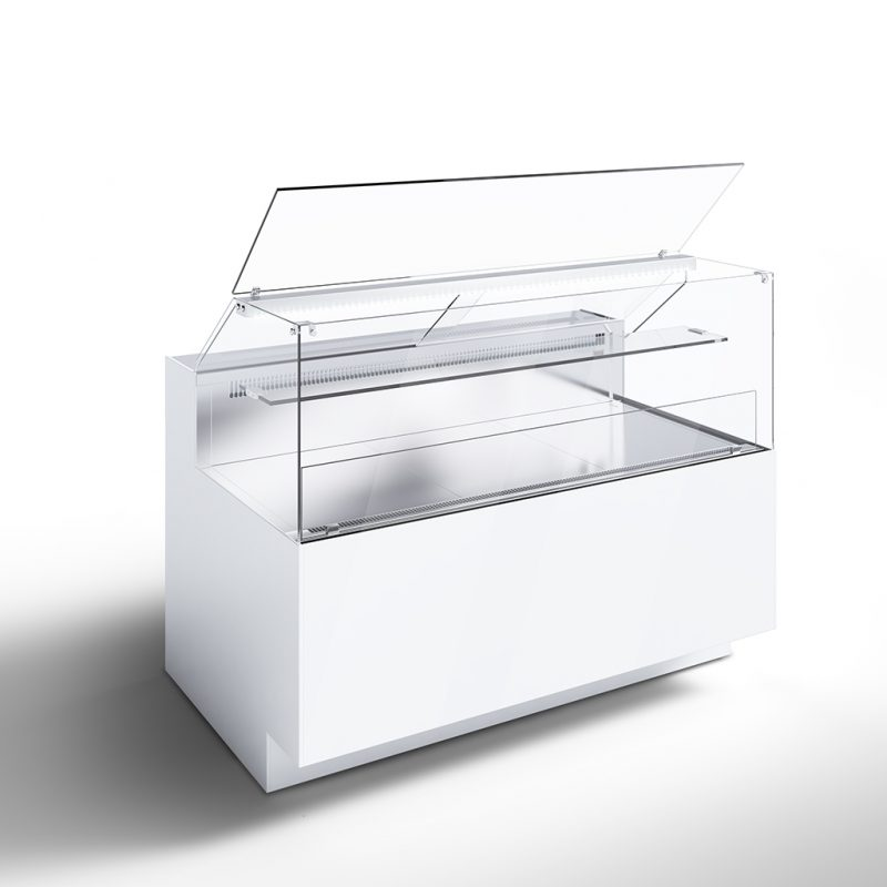 900 - Bread Display Case